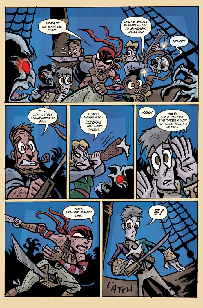 Yo ho yo ho a pirate's life for AHHHH VAMPIRES